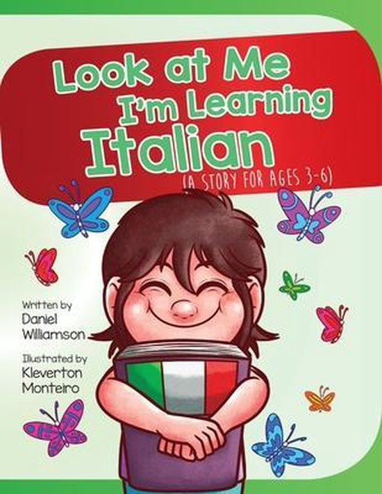 Look At Me I'm Learning Italian
