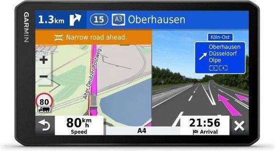 Garmin Dezl LGV700, EU MT-S, GPS - Vrachtwagennavigatie