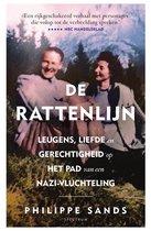 Boek cover De rattenlijn van Philippe Sands (Paperback)