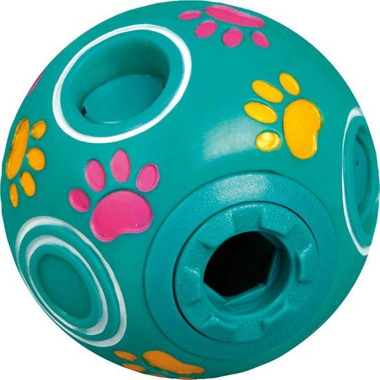 Jolly Trainingsbal Met Kwaak Medium - Snackbal - Hondenspeelgoed
