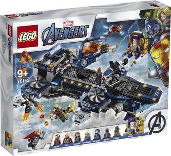 LEGO Marvel Avengers Helicarrier - 76153