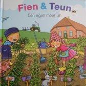 Fien & Teun  -   Fien & Teun een eigen moestuin