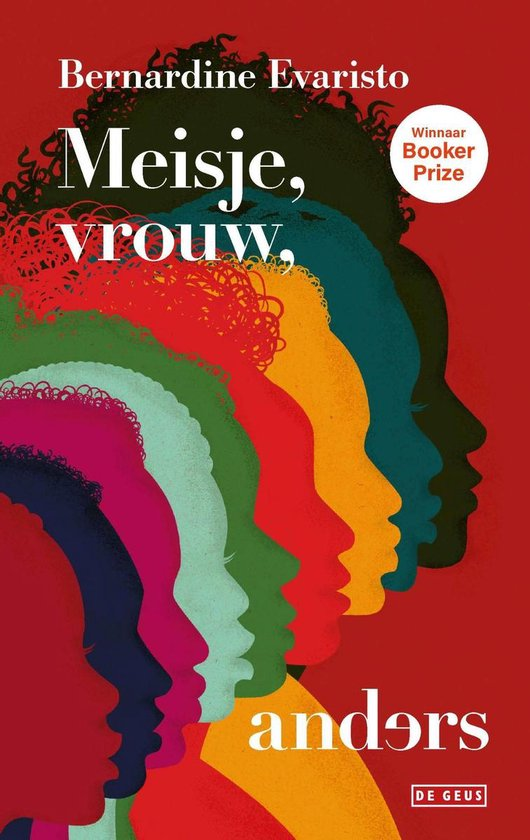 Boek cover Meisje, vrouw, anders van Bernardine Evaristo (Onbekend)
