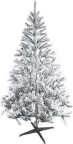 Kerstboom Toronto + sneeuw - 150 CM - inclusief kersverlichting
