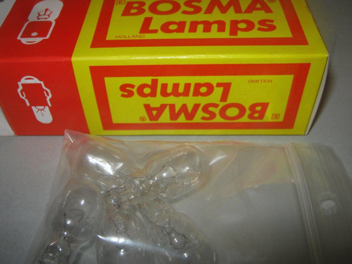 Bosman Reserve Tuinverlichtingslampjes 12V 12W helder/clear T15 fitting