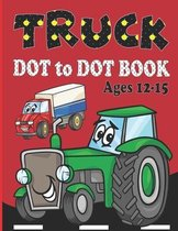 Truck dot to dot book Ages 12-15