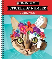 Brain Games - Sticker by Number