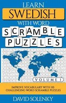 Learn Swedish with Word Scramble Puzzles Volume 1
