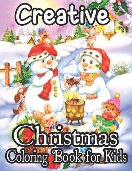 Christmas Coloring Book For Kids: Christmas Coloring And Activity Book For Kids ( Holiday Coloring Book For Kids )