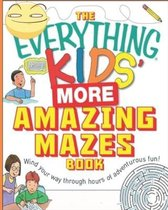 Everything Kids More Amazing Mazes: Funny Animal Theme And Mathematical Mazes, Dot To Dot And Coloring Pages For Kids Ages 4-8