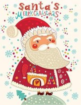 santa's merry christmas