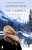 Boek cover De campus van Nathalie Pagie