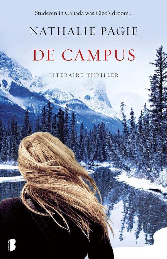 Boek cover De campus van Nathalie Pagie (Onbekend)