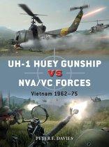 Boek cover UH-1 Huey Gunship vs NVA/VC Forces van Peter E. Davies (Onbekend)