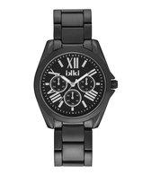 IKKI NOVA NV05 Horloge - Zwart/Zilver