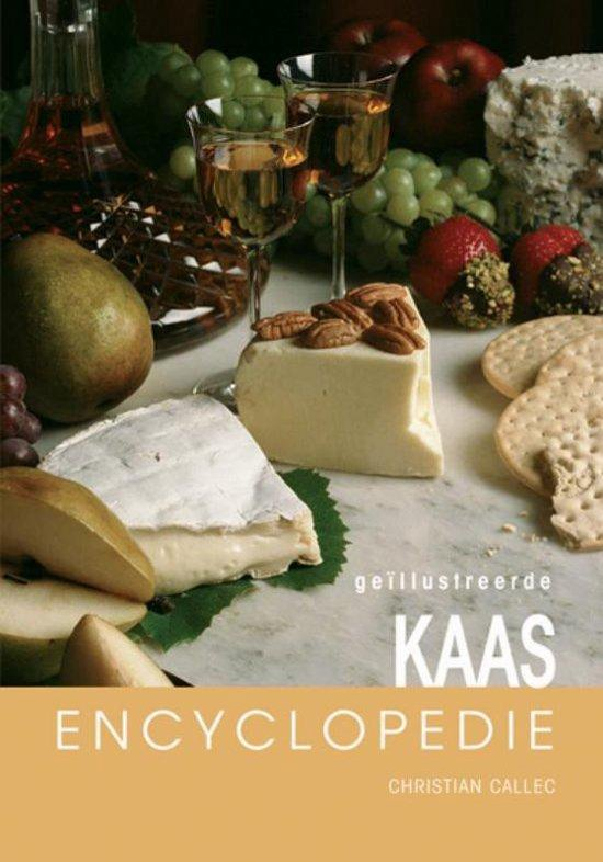 Boek cover Geillustreerde kaas encyclopedie - C. Callec van C. Callec (Hardcover)