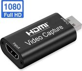 SBW® HDMI Capture Card – Video Capture – HDMI naar USB – Full HD