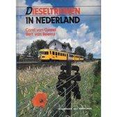 Dieseltreinen in Nederland