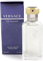 Versace The Dreamer 100 ml - Eau de Toilette - Herenparfum