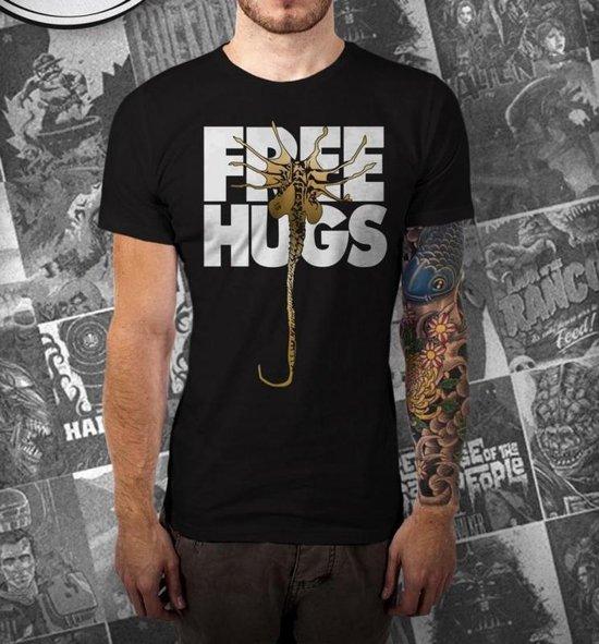 HG CREATION - T-Shirt Free Hugs (XXL)