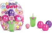 YULU - Glitter burst 3-pack