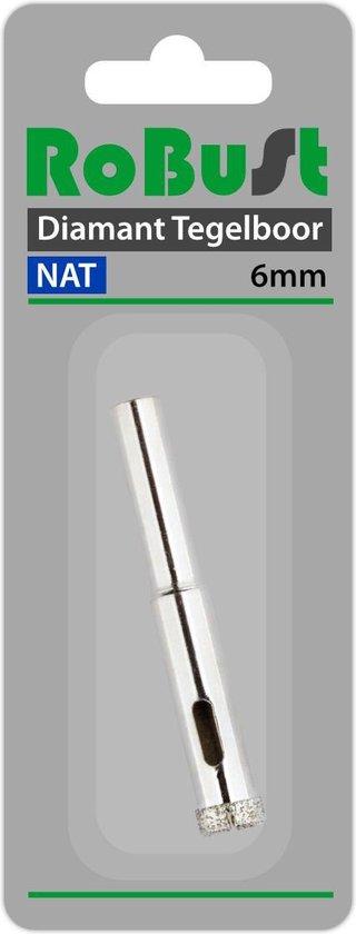 Diamantboor - Tegelboor / Glasboor 6mm