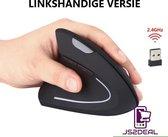 Verticale muis - Linkshandig - Ergonomisch design - Aanpasbare snelheden