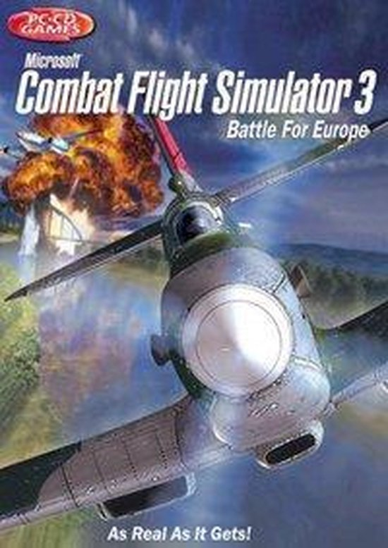 Combat Flight Simulator 3: Battle For Europe – Windows