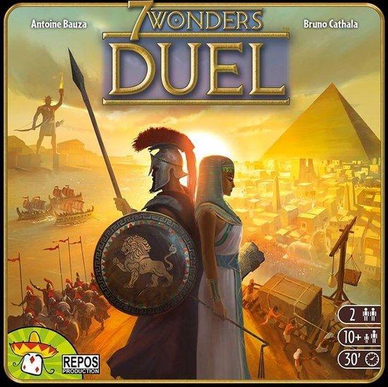 7 Wonders Duel - Bordspel - Repos Production