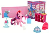 My little Pony Twilight Sparkle On-The-Go speelset