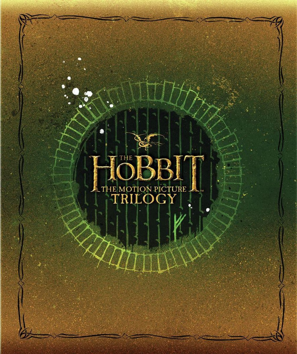 The Hobbit Trilogy (Steelbook) (4K Ultra HD Blu-ray)-