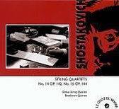 Shostakovich 25th Anniversary - String Quartets nos 14 & 15