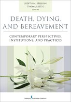 Boek cover Death, Dying, and Bereavement van Stillion, Judith, Phd