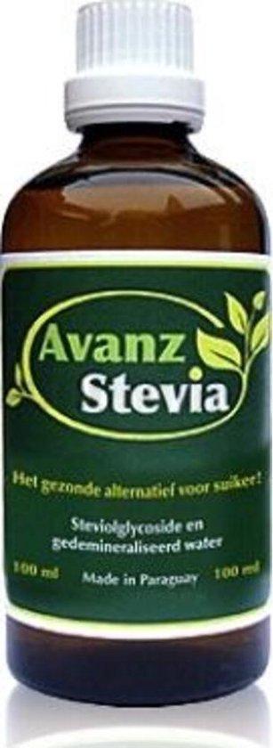 Stevia Avanz Extract - 100 ml