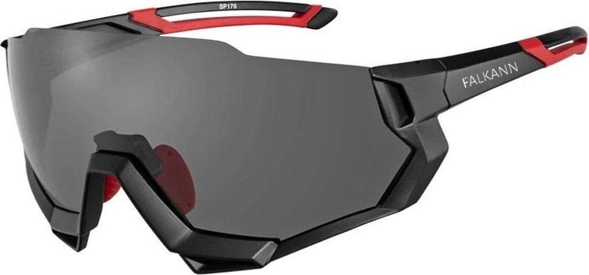Gepolariseerde Fietsbril Set Met Hoes + 5 Lenzen   Sportbril   Racefiets   Mountainbike   MTB   Spor