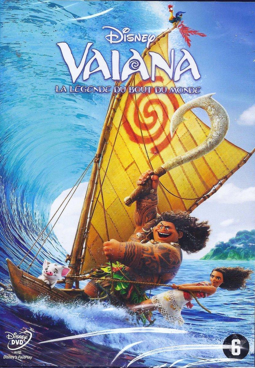 Vaiana - Animation