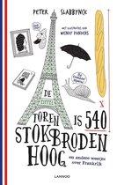 De Eiffeltoren is 540 stokbroden hoog en andere weetjes over Frankrijk