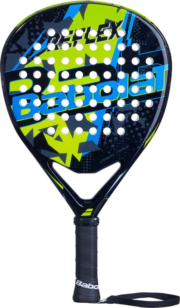 Babolat PadelracketUnisex – zwart,groen,blauw