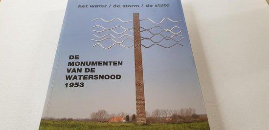 Boek cover De Monumenten Van De Watersnood 1953 van Marijke van Hamelsveld (Paperback)