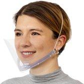 Smile Shield Gezichtsmasker - 1 stuks incl. reserv