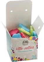 Little Hotties Geurschijfjes Mix 22 stuks- Waxmelts - Bomb Cosmetics