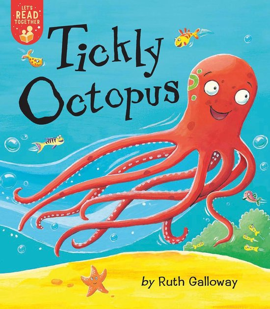 Boek cover Tickly Octopus van Ruth Galloway (Paperback)