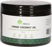 Andelia Virgin Kokosolie   100% Puur & Vegan   geschikt haar & huid   500ml