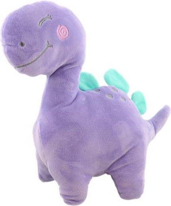 Bol Com Dinosaurus Knuffeldier T Rex Knuffel Dinosaurus Versiering Dino