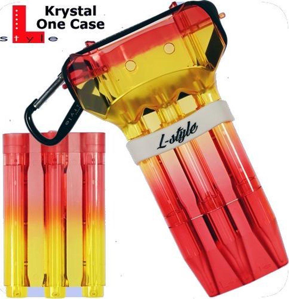 L-Style Krystal One N9 Tri Color Mango
