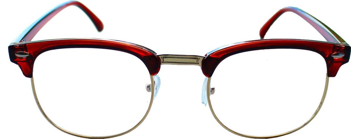 Oculaire | Skagen | Amber | Min-bril| -2,50 | Anti-blauwlicht kopen
