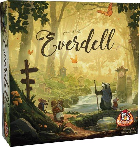 Afbeelding van het spel Everdell - bordspel