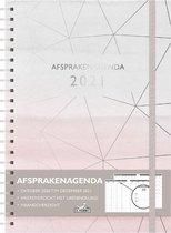 Hobbit Afsprakenagenda - A4 - Spiraal - 2021