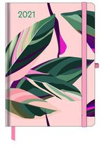 Floral 2021 GreenLine Diary