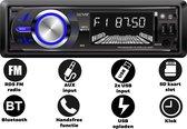 Denver CAU-450BT, Autoradio met Bluetooth, FM, USB en SD kaart ingang